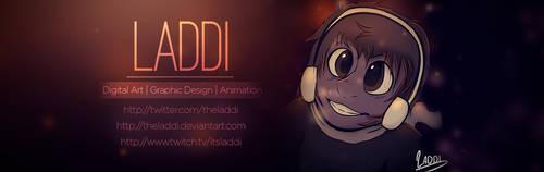 Twitch Banner by TheLaddi