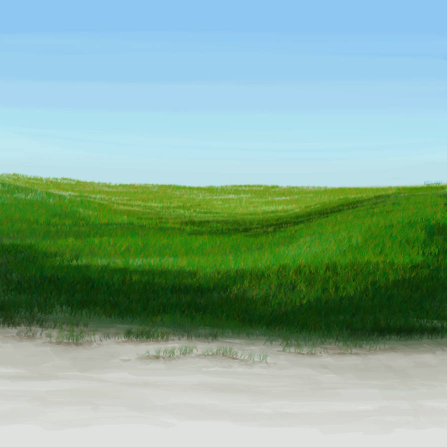 White Sand Pastures by nds-stock