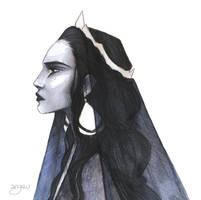 Queen of Spades by Anna-MariyaG