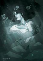Ophelia by Anna-MariyaG