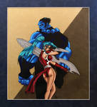Ninja Chick 2 by fedex32