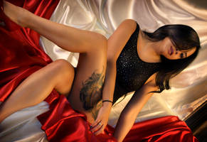 Luscious Linh by fedex32