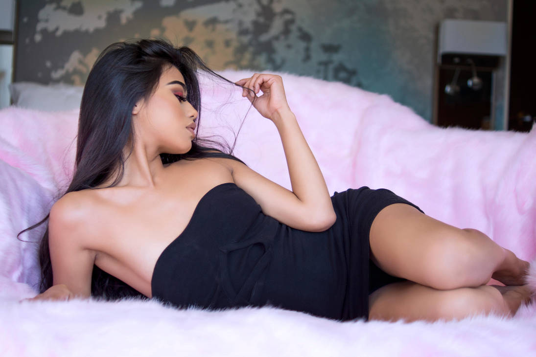 Sexy Black Dress 13 by fedex32
