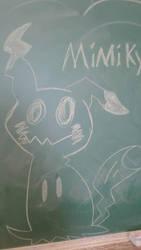 Mimikyu by Tsukel