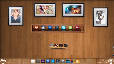 19.12 Desktop Screenshot by Cerbii