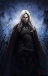 Prince of Dragonstone - Rhaegar by smojojo