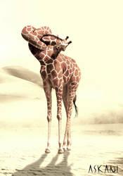 Girafe by askani12