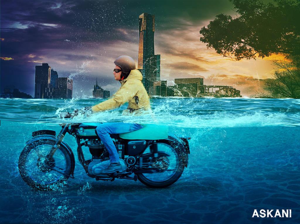 Moto by askani12