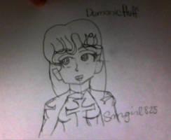 DemonicFluff Ro AB Art Trade by Smgirl825