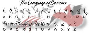 Demon Runes by Marvealle