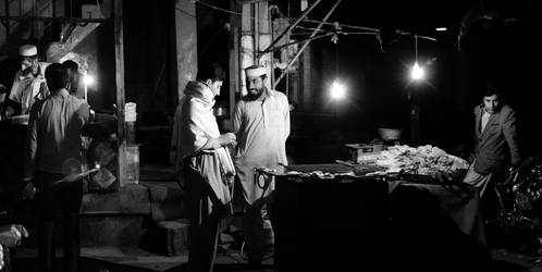 Peshawar Noir by Nine80