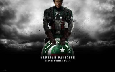 Kaptaan Pakistan by Nine80
