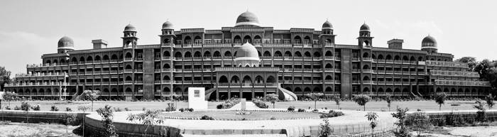 Peshawar University by Nine80