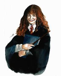 Hermione Granger by grecioslaw