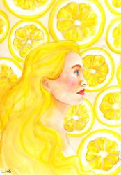 Huevember Day 1: Lemons! by grecioslaw
