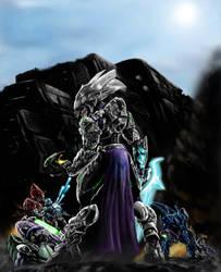 To Kill a Demon by AzakaChi-RD-17
