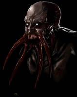 S.T.A.L.K.E.R. - Bloodsucker by AzakaChi-RD-17
