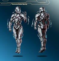 Halo - Character Request - Builder Security by AzakaChi-RD-17