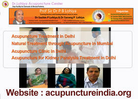 Acupuncture Treatment for Arthritis by drlohiya