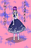 Twilights new dress by Wicked-RED-Art