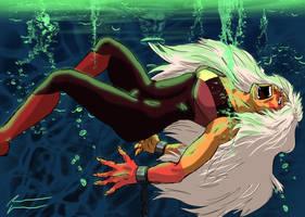 Jasper by Wicked-RED-Art