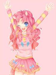 MLP:FiM - Pinkie Pie by oceantann