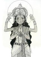 Lakshmi by oceantann