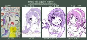Draw This Again Meme #6 by oceantann
