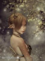 Alena - Forest Faun by AelarethElennar