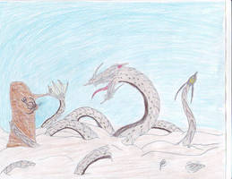 World Serpent for WorldSerpent by Dragonsmana