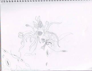 Unfinished Behemoth by Dragonsmana