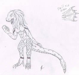 Cirsa by Dragonsmana