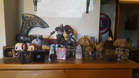 Collect-a-dresser 7/7/18 by Dragonsmana