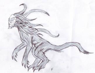 Stranded Lion by Dragonsmana