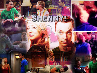 Shenny collage by lisardo