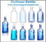 Perfume Bottle - step by linjunming