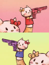 Duel by Z-T00N