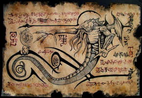 Rlyeh Text by MrZarono