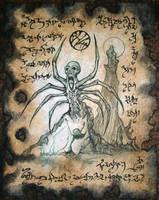 Servant of the Spider God by MrZarono