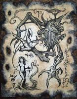 Astral Horror by MrZarono