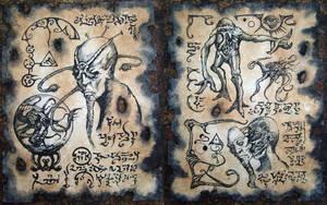 Wizards of Lemuria by MrZarono
