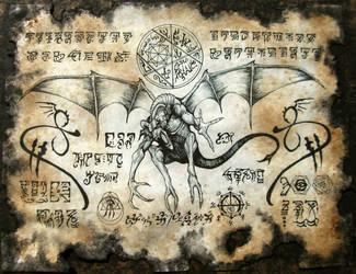 Dragon Runes by MrZarono
