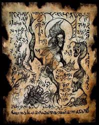 Mother Hydra by MrZarono