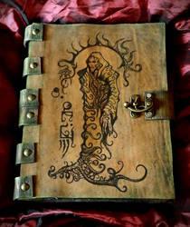 Necronomicon  Book of Carcosa by MrZarono