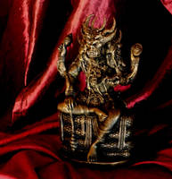 Devil Gods of Lemuria by MrZarono