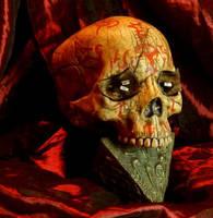 Skelos Skull by MrZarono