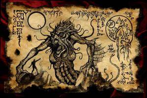 Mother Hydra Rises by MrZarono