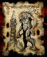 Spawn of Dagon by MrZarono