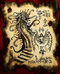 Strange Gods of Almuric by MrZarono