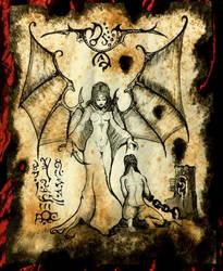 The Devil Queen of Yugga by MrZarono